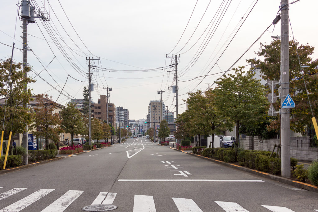 日野市-日本街道