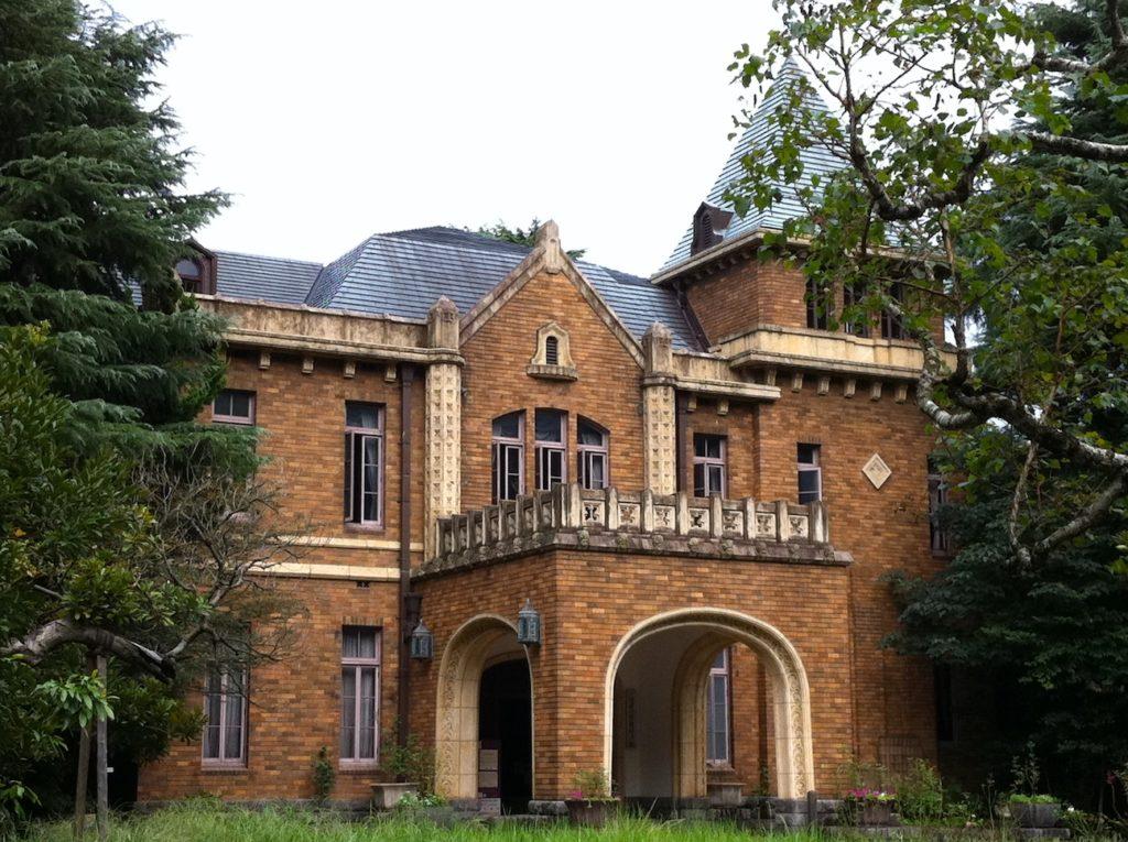 駒場公園-舊前田家本邸