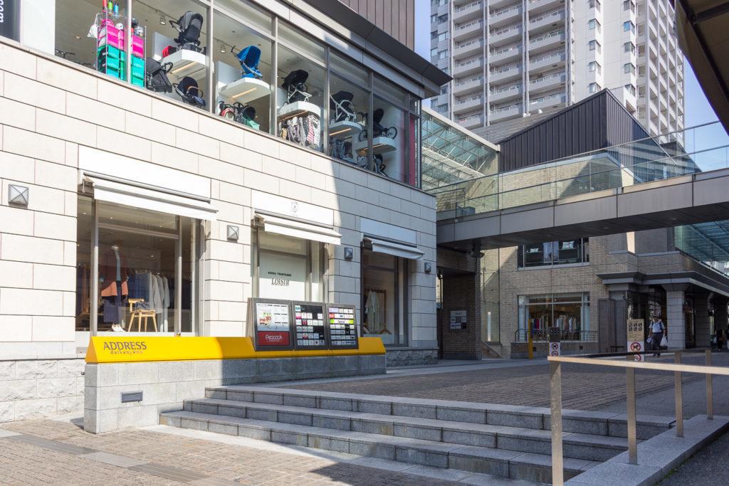代官山-購物中心