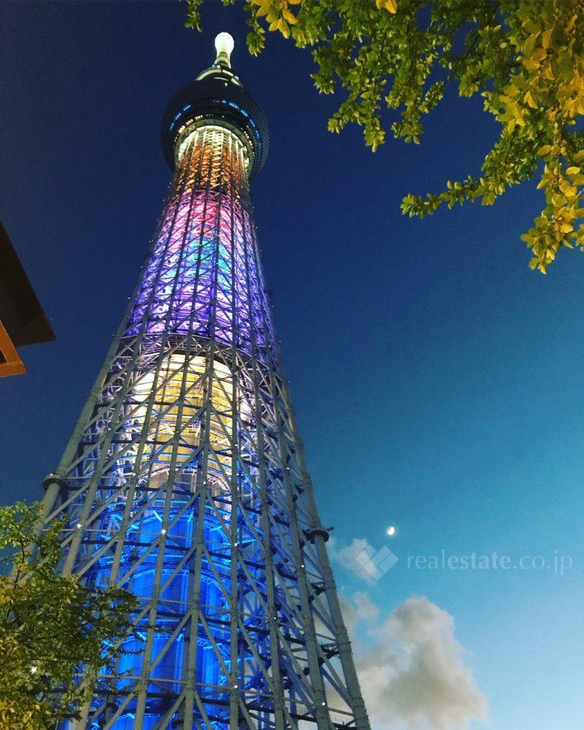 東京晴空塔-Tokyo Skytree