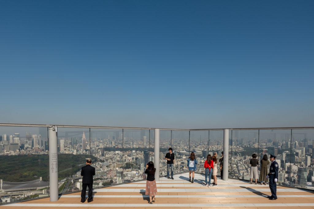 SHIBUYA SKY展望台
