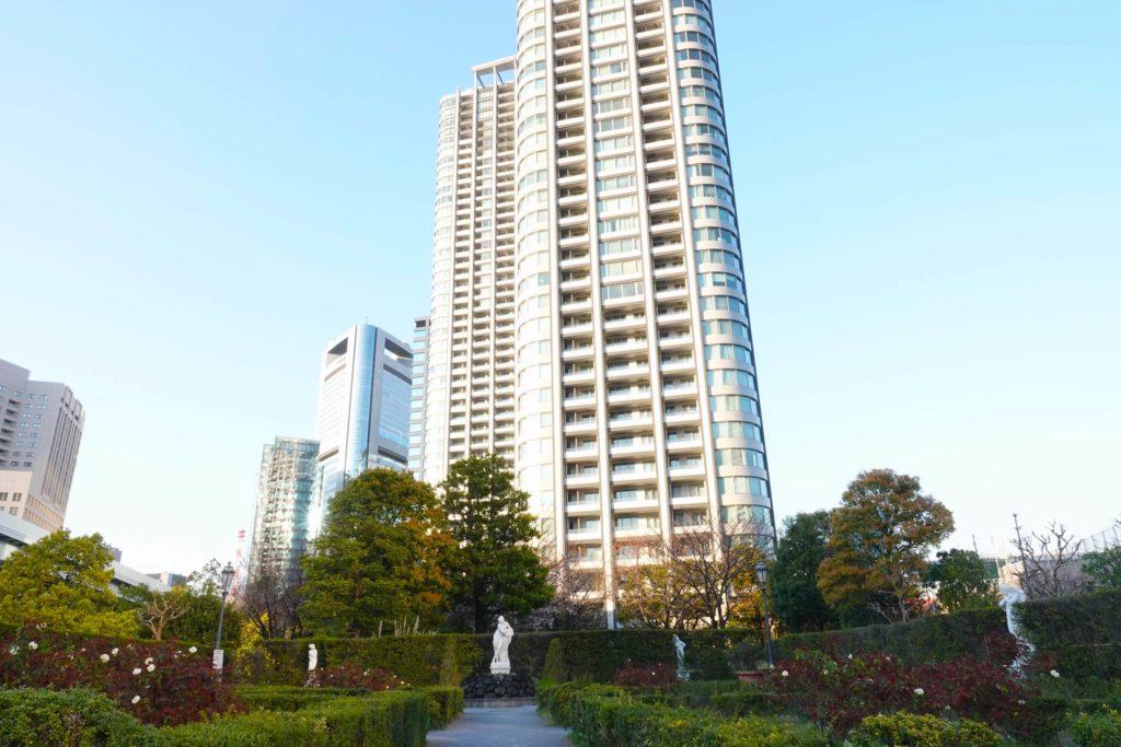 汐留義大利公園© 2020 Real Estate Japan Inc.