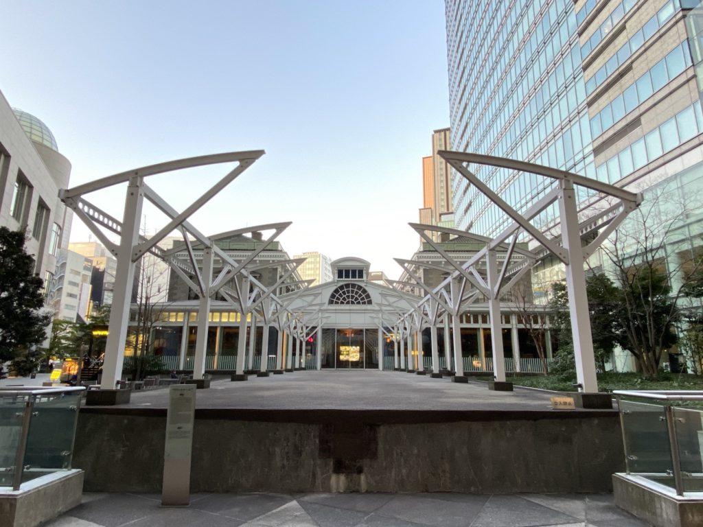 舊新橋停車場© 2020 Real Estate Japan Inc.