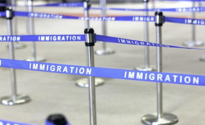 日本限制入境