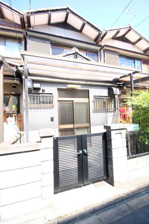 京都伏見老屋翻新獨棟住宅1