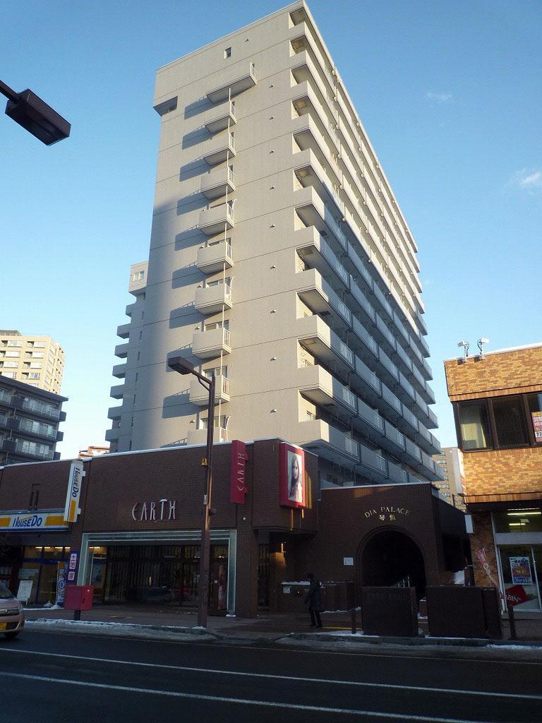 北海道札幌市的投資型兩房一廳公寓1
