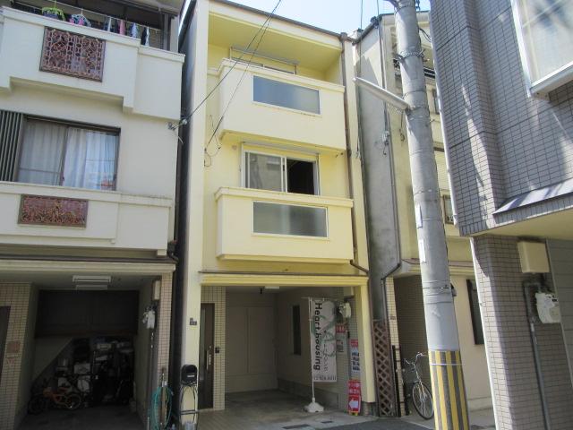 大阪市住吉區的透天老屋翻新住宅1