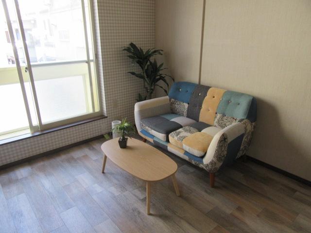 大阪市住吉區的透天老屋翻新住宅