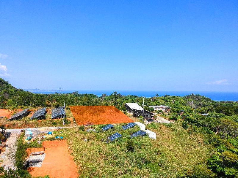 沖繩今歸仁村土地