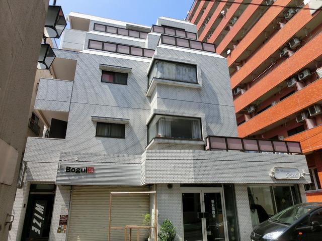 西新宿的1DK公寓大樓