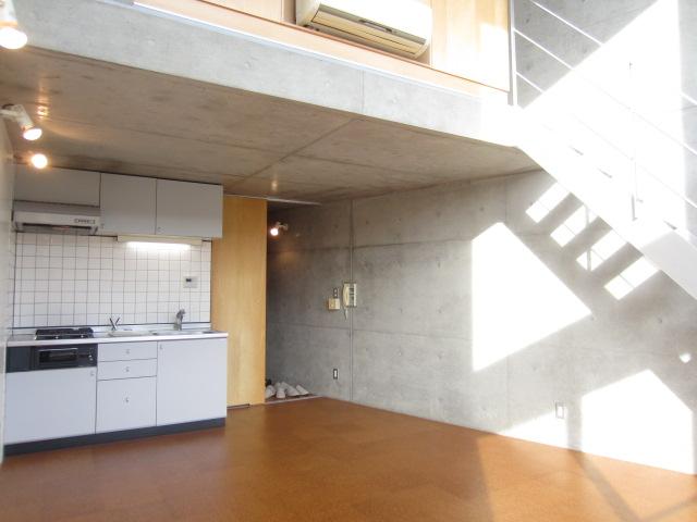 東京世田谷區的樓中樓公寓
