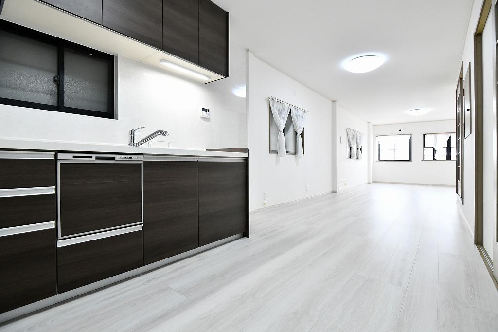 平野區全面翻新的3LDK一戶建住宅