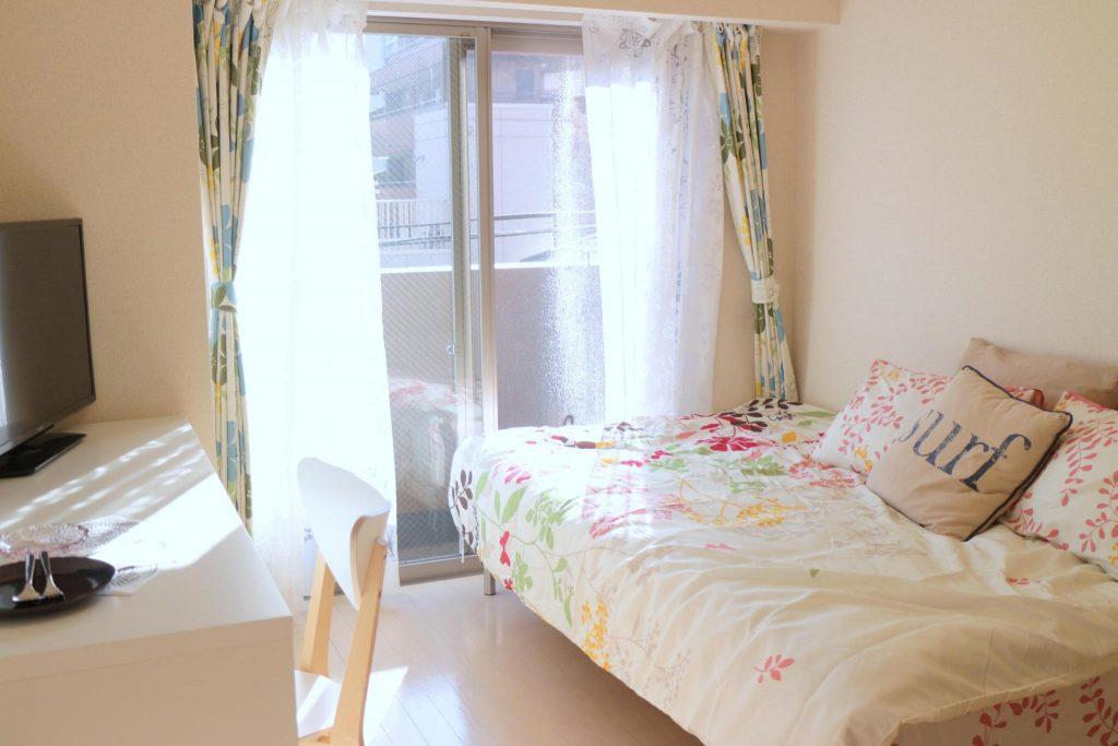 兩國短期月租公寓-靠近隅田川