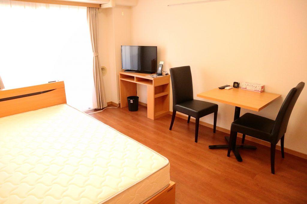 西新宿短期月租公寓-走路可到新宿1