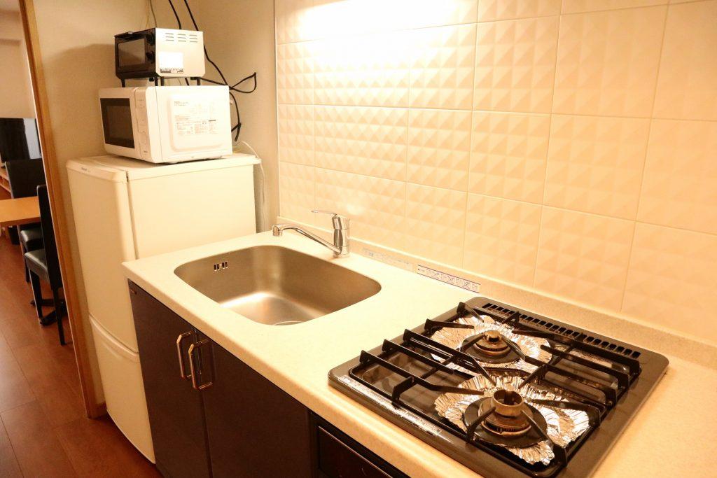西新宿短期月租公寓-走路可到新宿2