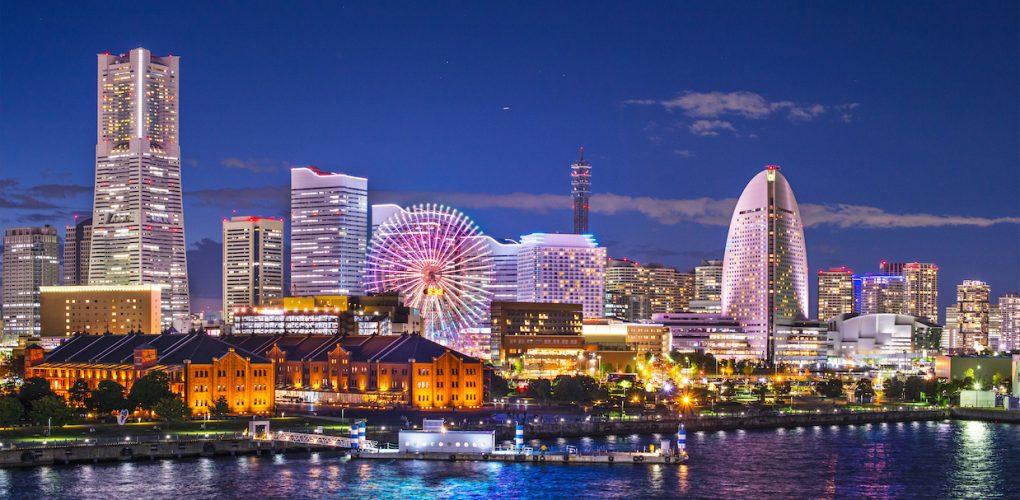 橫濱港未來