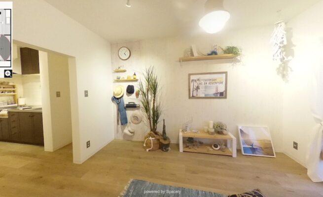 VR虛擬實境全景看房子-日本公寓-Real-Estate-Japan