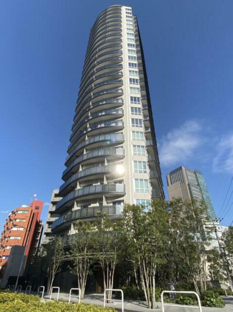 乃木坂-六本木頂級高層住宅公寓Park Court 乃木坂 the Towerパークコート乃木坂 ザ・タワー