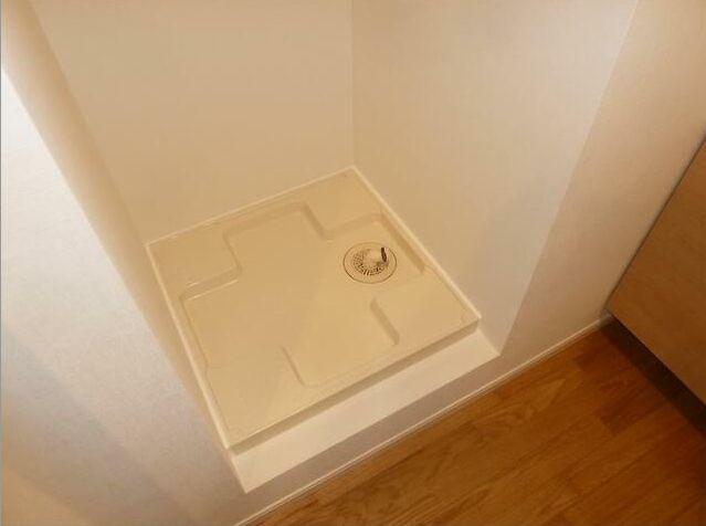 洗衣機設置處(洗濯機置き場)