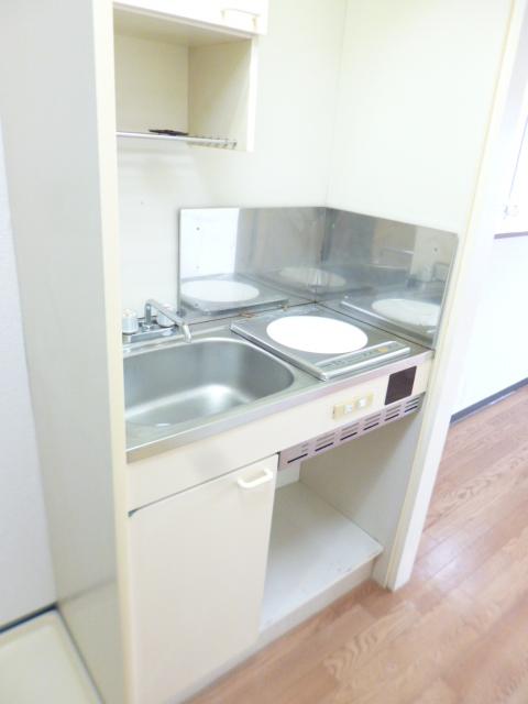 日本IH爐廚房