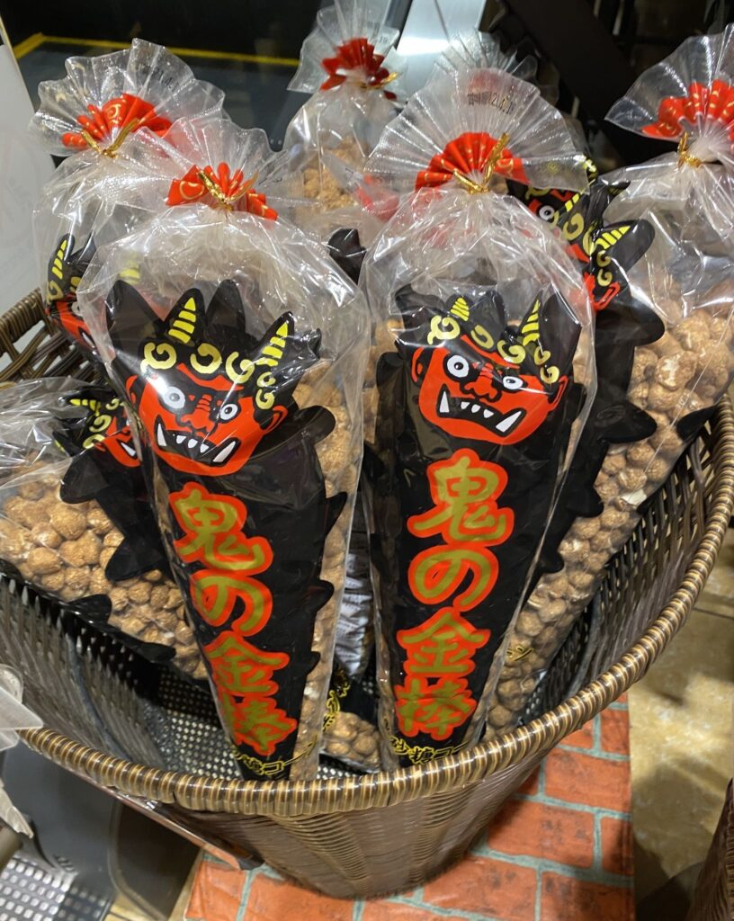 IMG_9924鬼金棒-日本節分撒豆驅鬼與吃惠方卷習俗-REJ