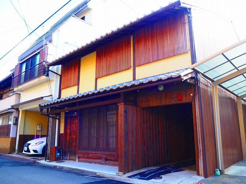 京都西陣百年歷史京町家-1