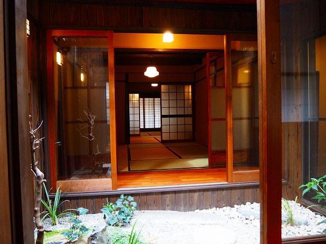 京都西陣百年歷史京町家-2