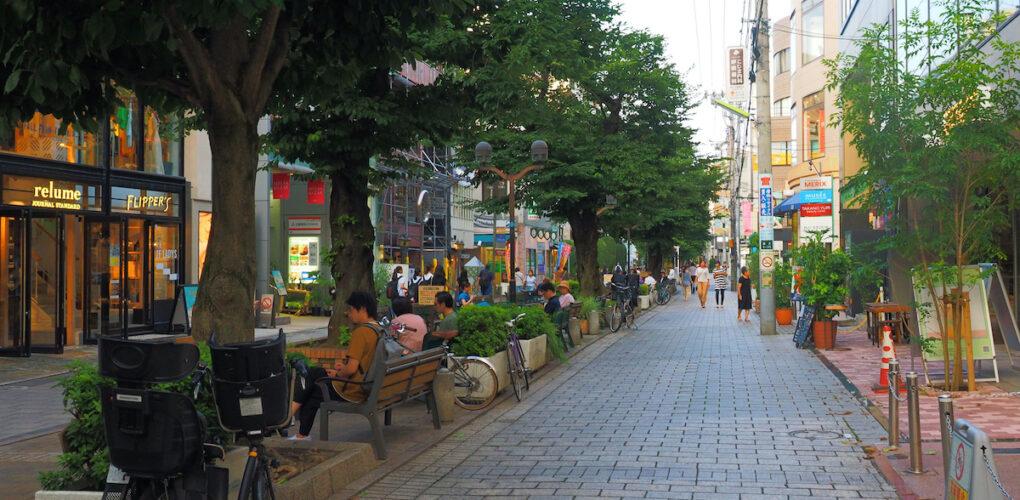 外國人想租房子的東京5大人氣車站-2021年1月熱搜排行榜外國人想租房子的東京5大人氣車站-2021年1月熱搜排行榜-自由之丘