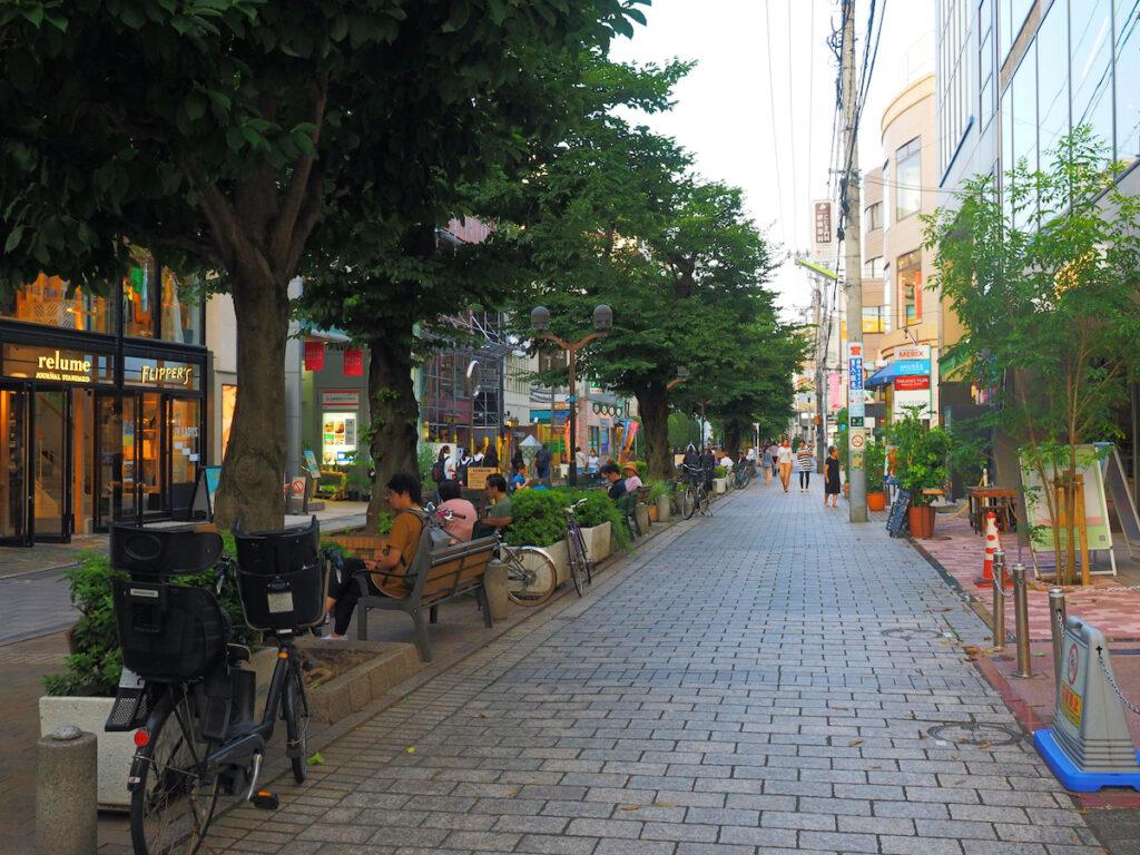 自由之丘街景。照片:iStock