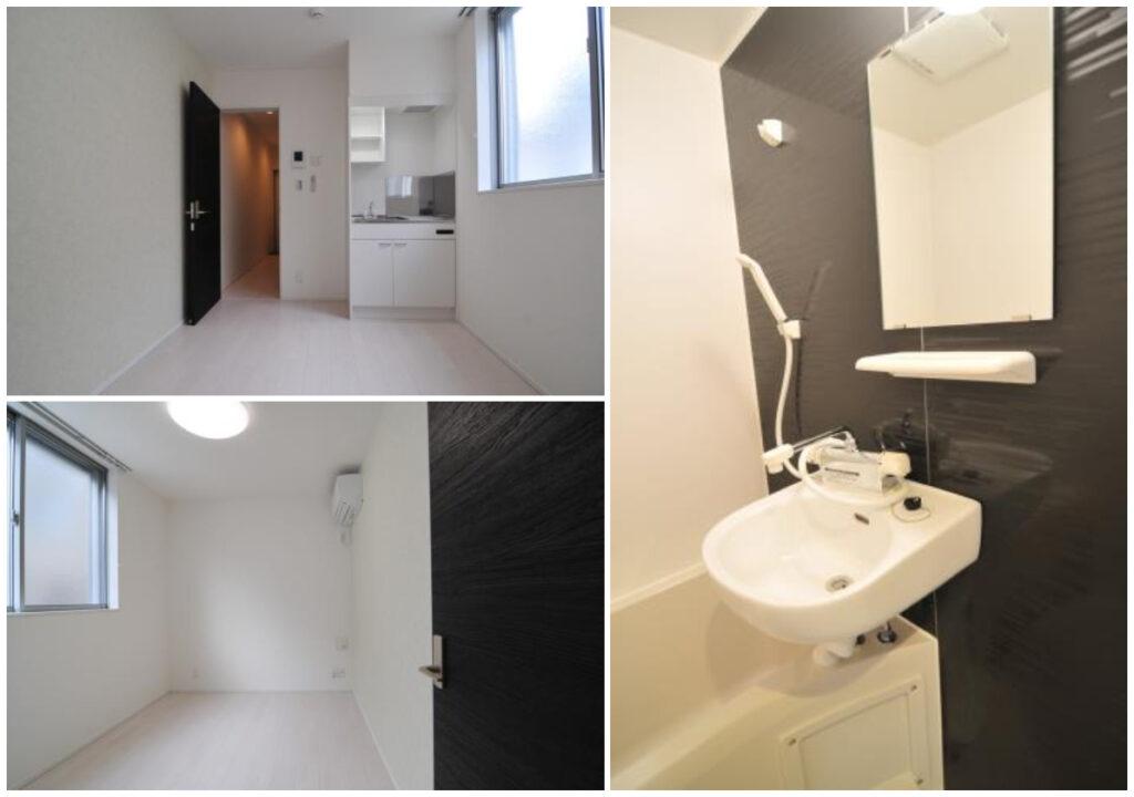 江戶川-2018年建的免禮金1K出租公寓-室內