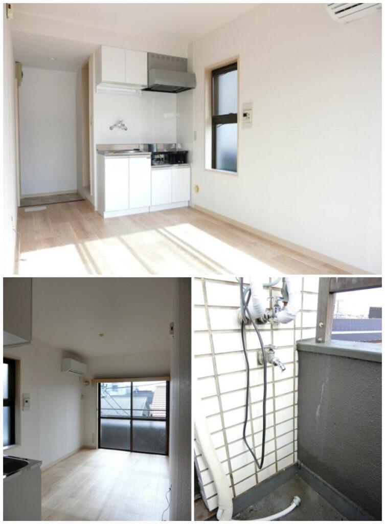 自由之丘1R出租公寓-2