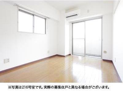 葛西臨海公園-免禮金1R出租公寓-室內