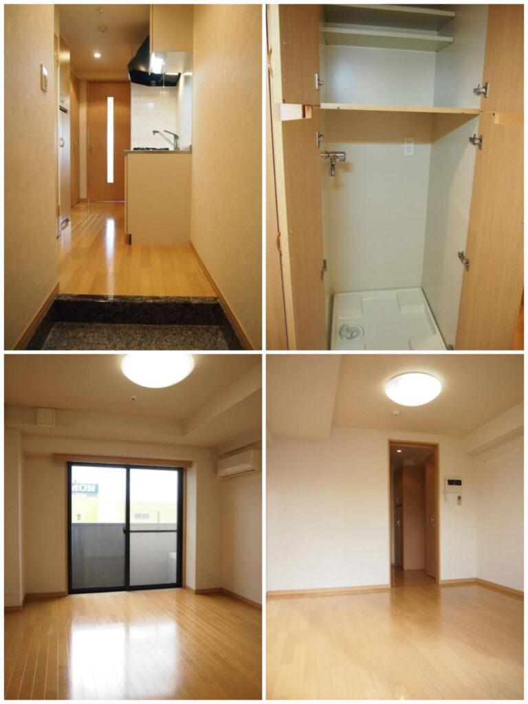 蒲田1K出租公寓-2