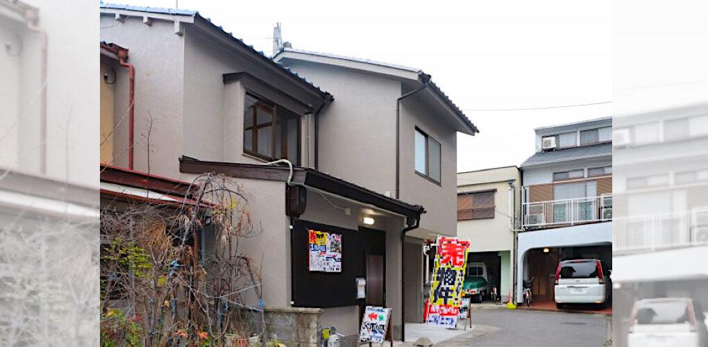 1600萬日幣可以在日本買到什麼樣的房子-京都太秦5SK一戶建