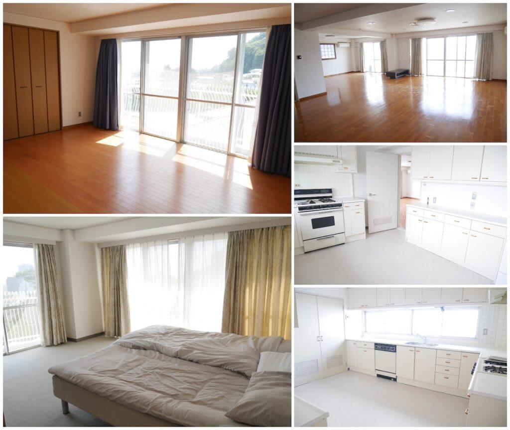 北野異人館街-神戶三宮3LDK三房一廳公寓