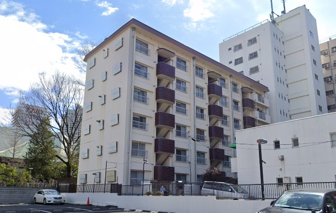 池袋2DK公寓大樓