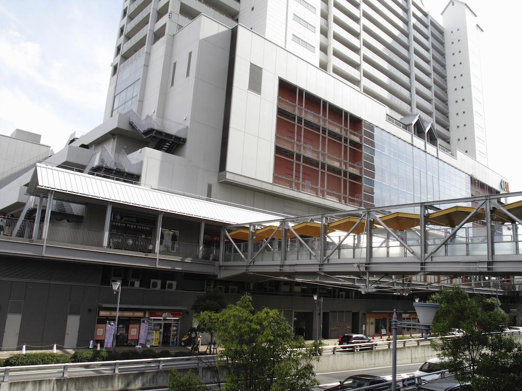 阪急西宮北口-Kobe-神戶-Hankyu Nishinomiya-Kitaguchi station