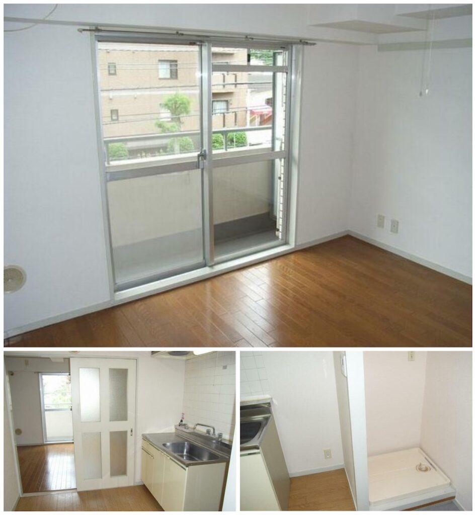 三軒茶屋1K出租公寓2