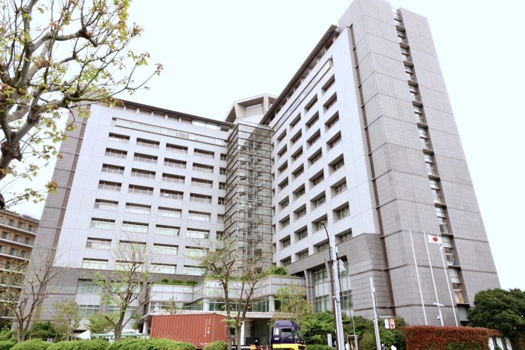 東京入國管理局