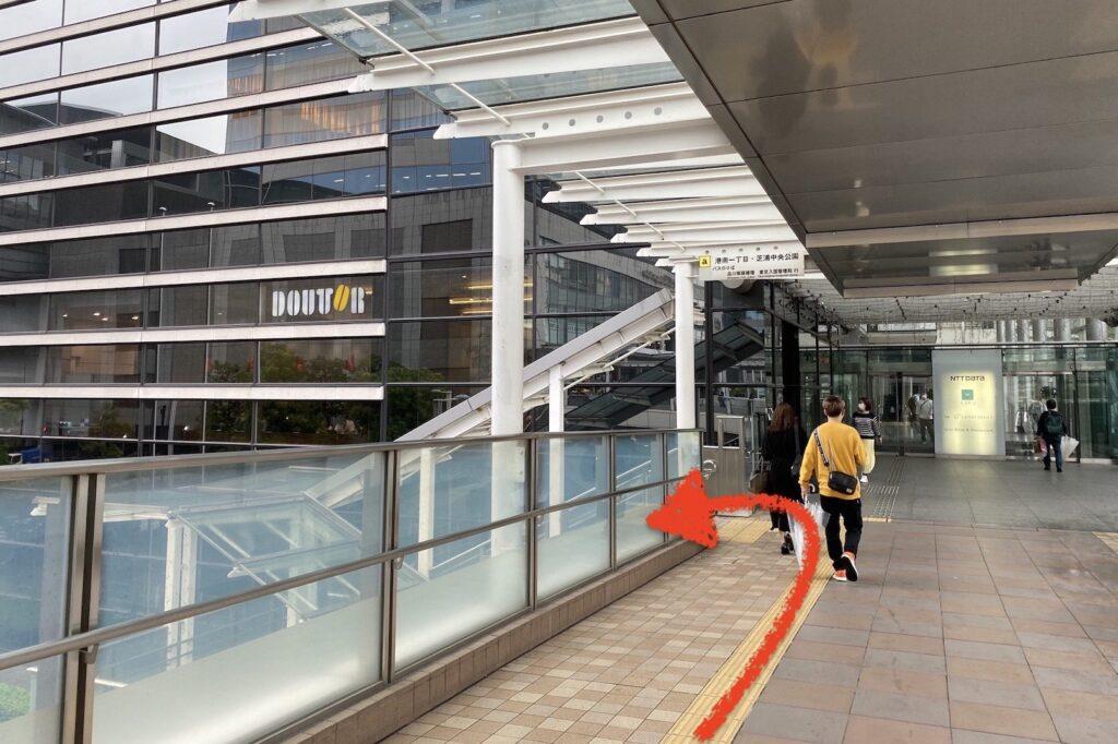 IMG_1396-如何前往品川的東京出入國管理局