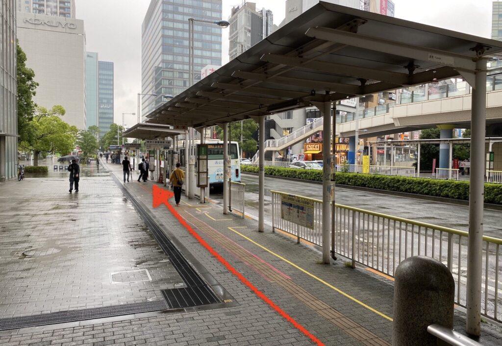 IMG_1397-如何前往品川的東京出入國管理局